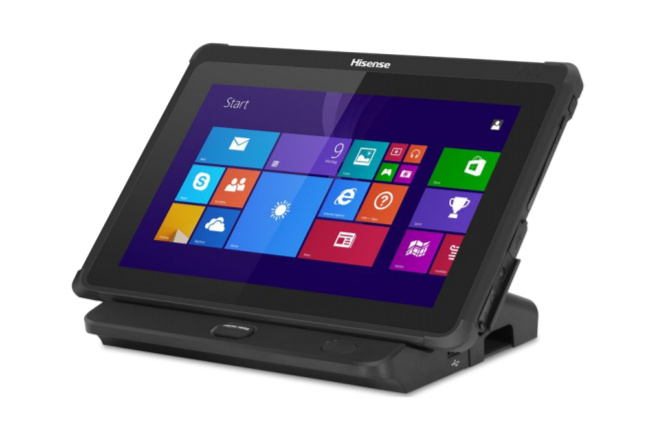 HM518 Rugged - Rugged and lightweight Point-of-Sale (POS) system for harsh environments