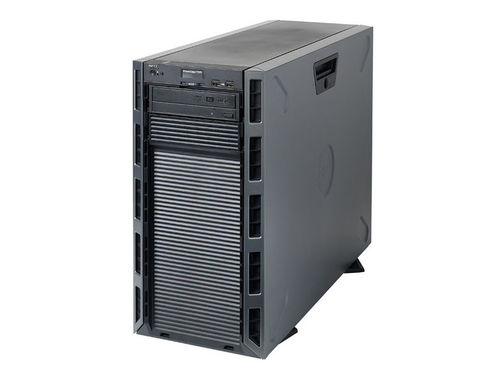 PowerEdge T320 tower server - Deliver reliable performance for your core business applications with the robust flexibility of the PowerEdge™ T320 tower server.