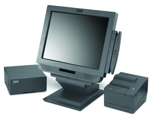 IBM POS - The IBM 4846 SurePOS 500 POS System can make your retail environment the best it can be with retail-hardened SurePOS 500 Series models.