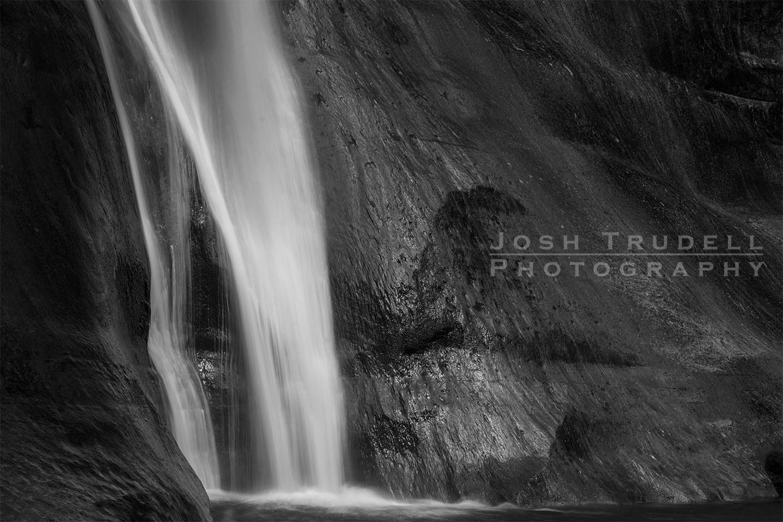 Calf Creek Falls in Escalante, Utah