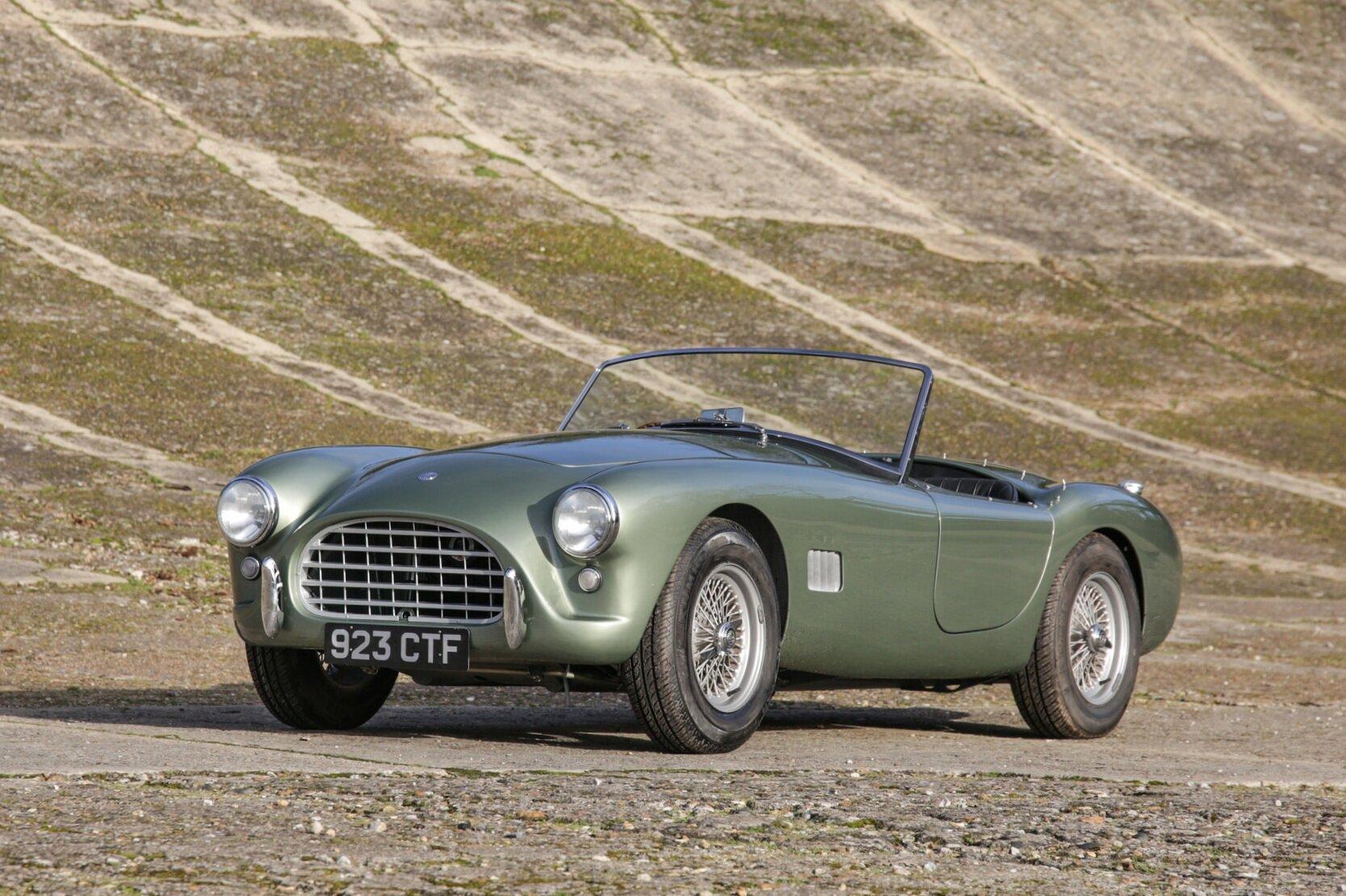 1955 Ac Ace Brooklands Cars Ltd