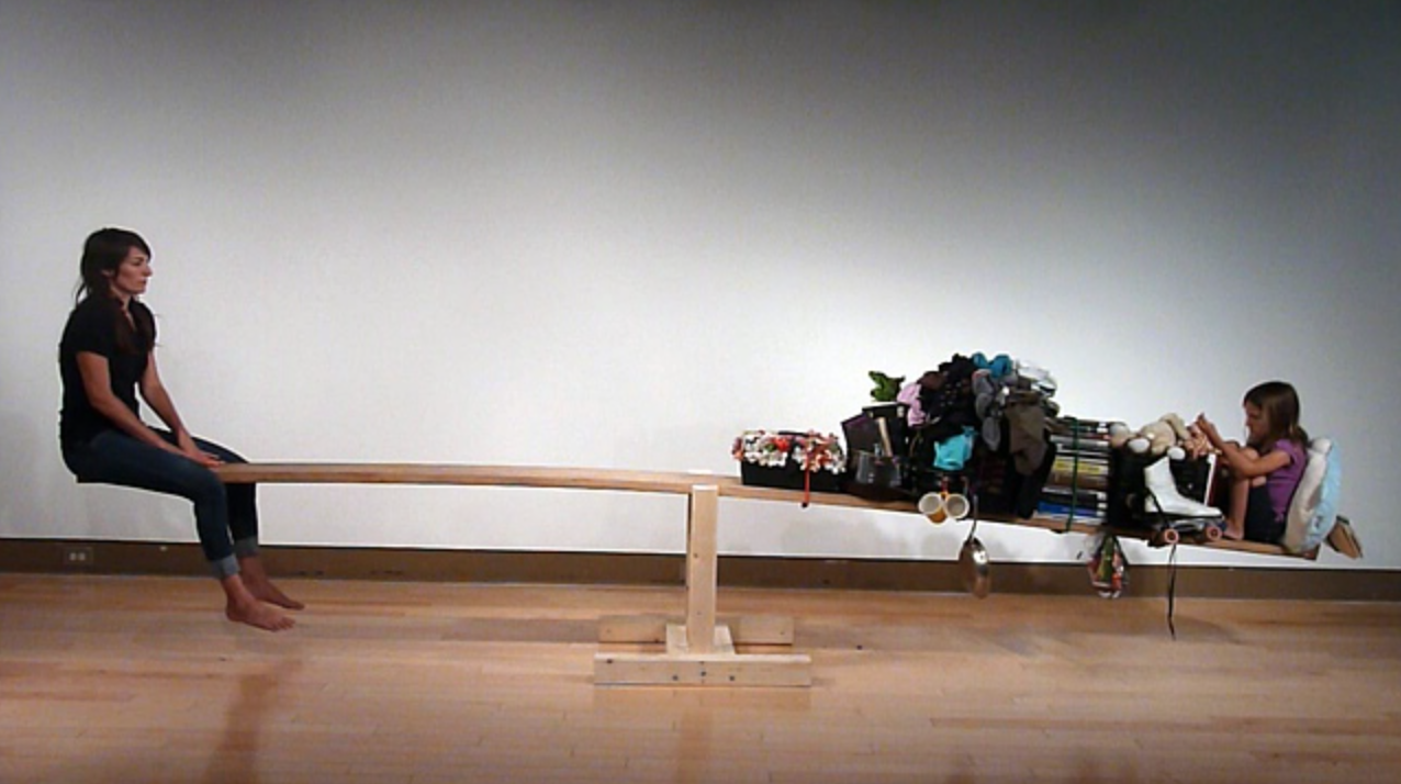 In Balance With, 2012