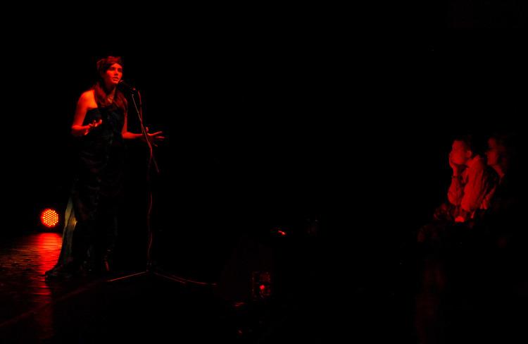 Mila Oshin, Joy Experiment, 2009, photo credit: Kevon Clifford