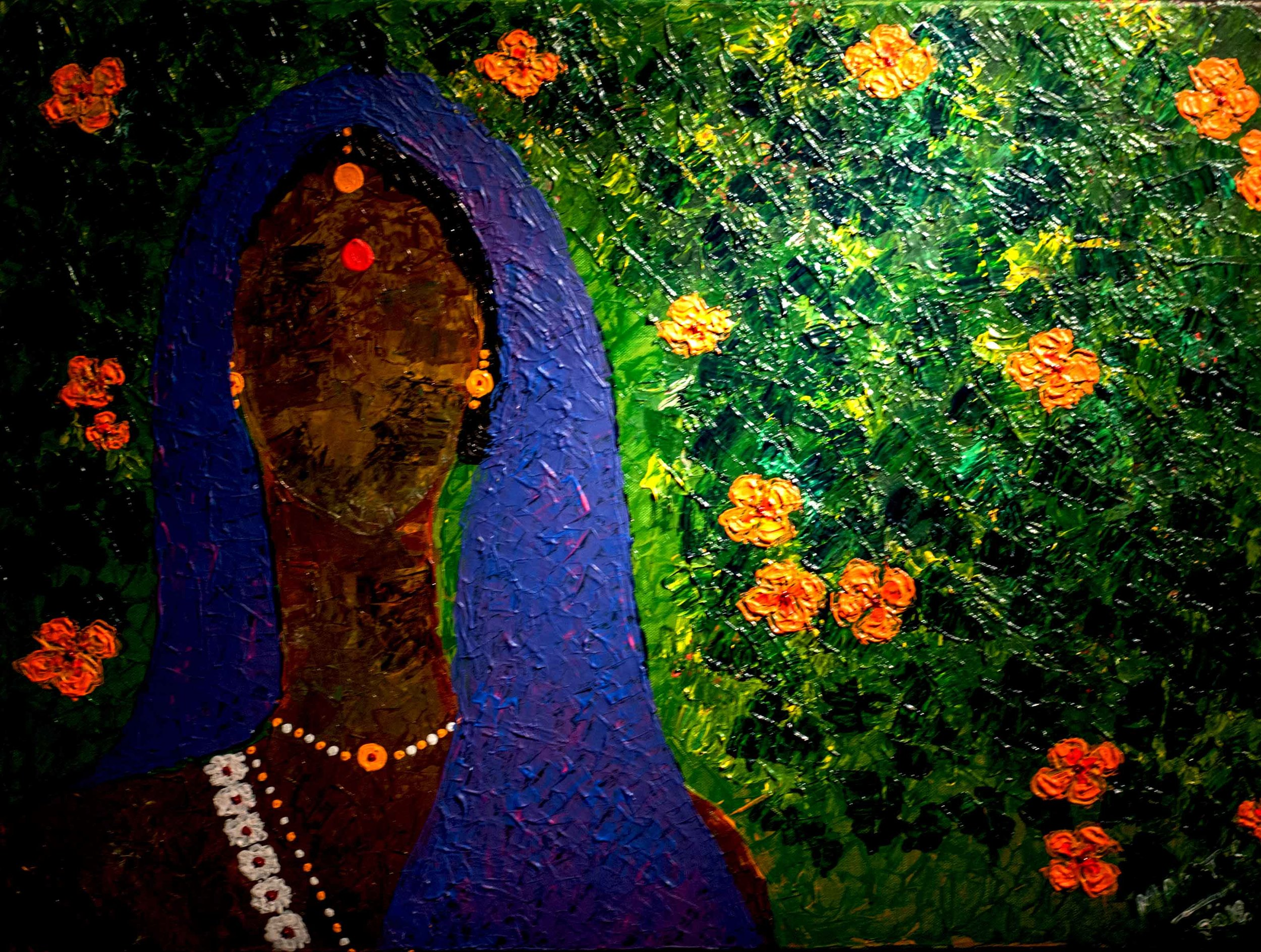 Married Woman, 2018, Mamta Chitnis Sen