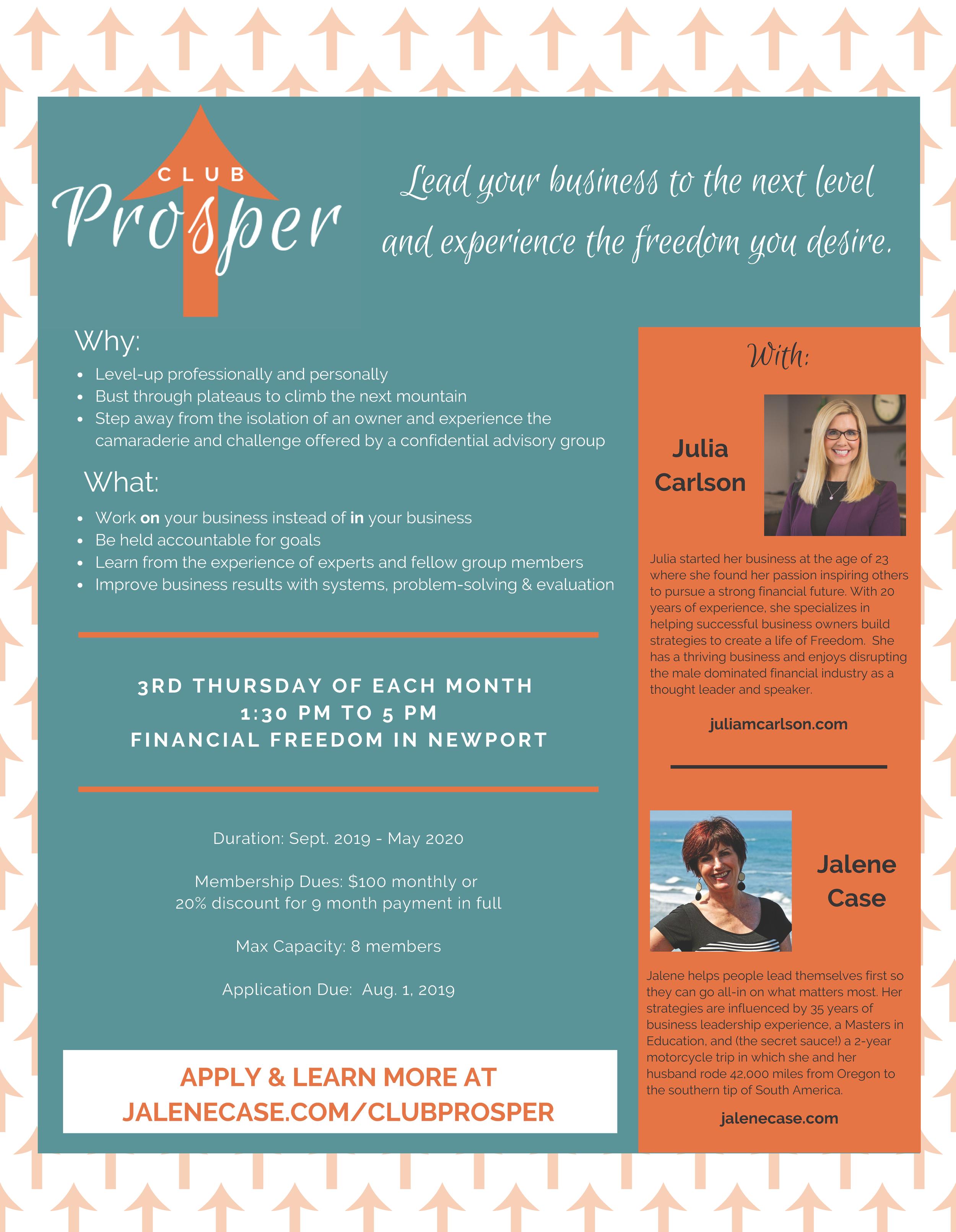 Club Prosper Flyer Teal.png