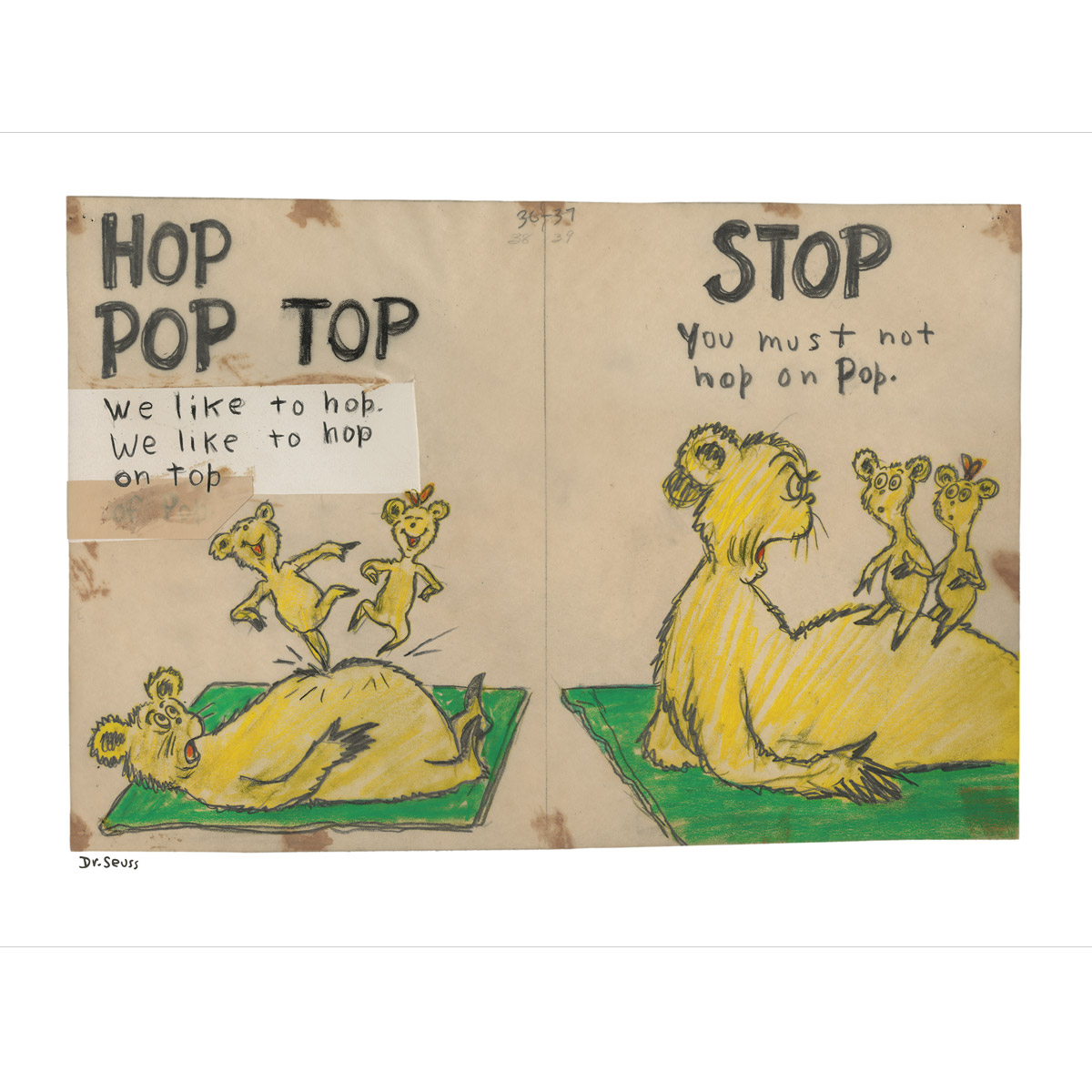 Hop Pop Top