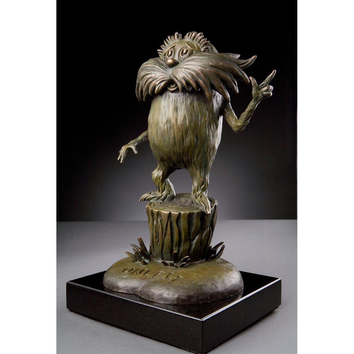 The Lorax Bronze - Maquette