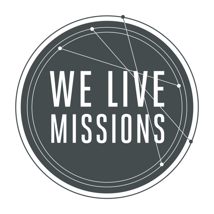 The We Live Missions Lounge is a great way for you to interact with our friends who are living out their faith all across the world.