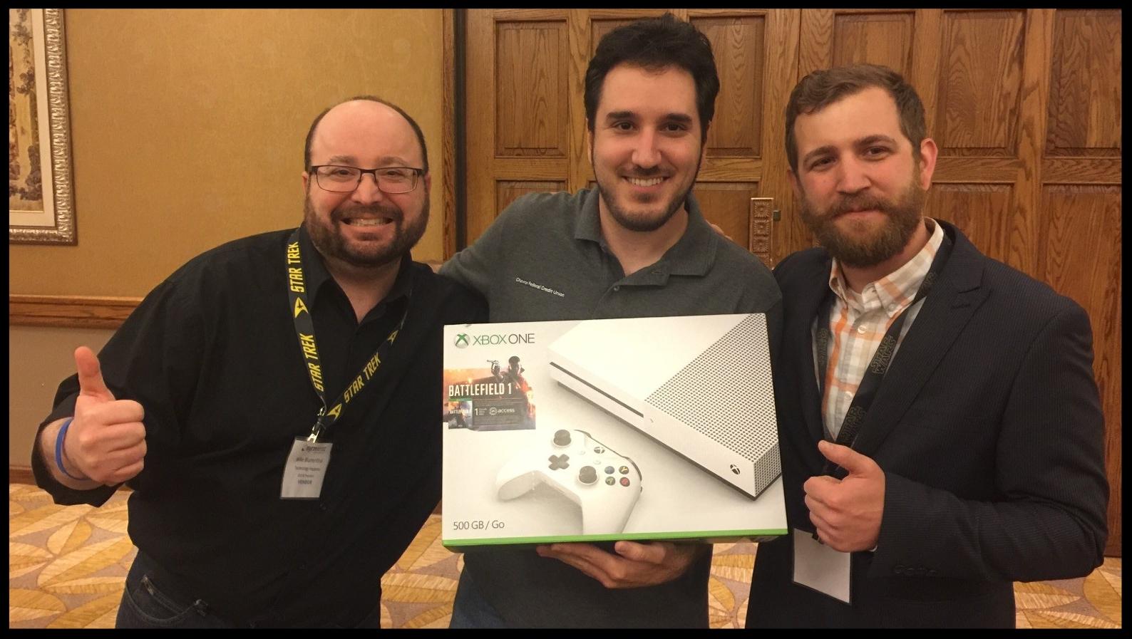 SymWest 2017 Technology Happens Raffle Winner - Steven.jpg