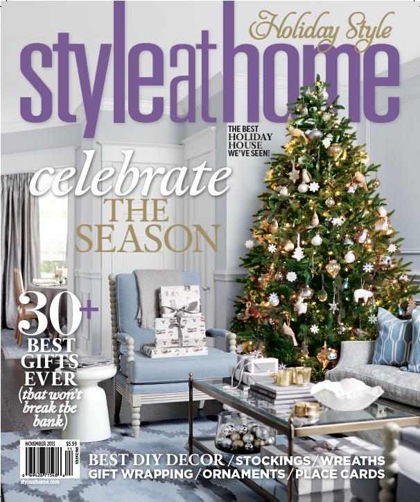 Style at Home | November 2013
