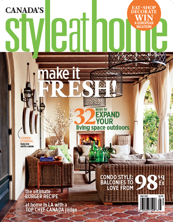 Style at Home | May 2012