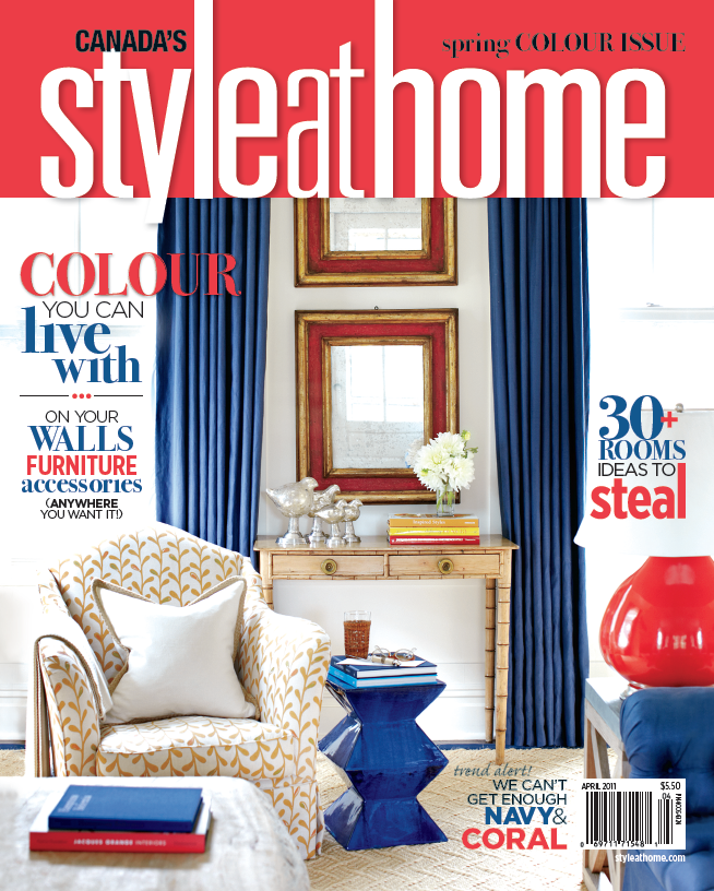Style at Home | April 2011