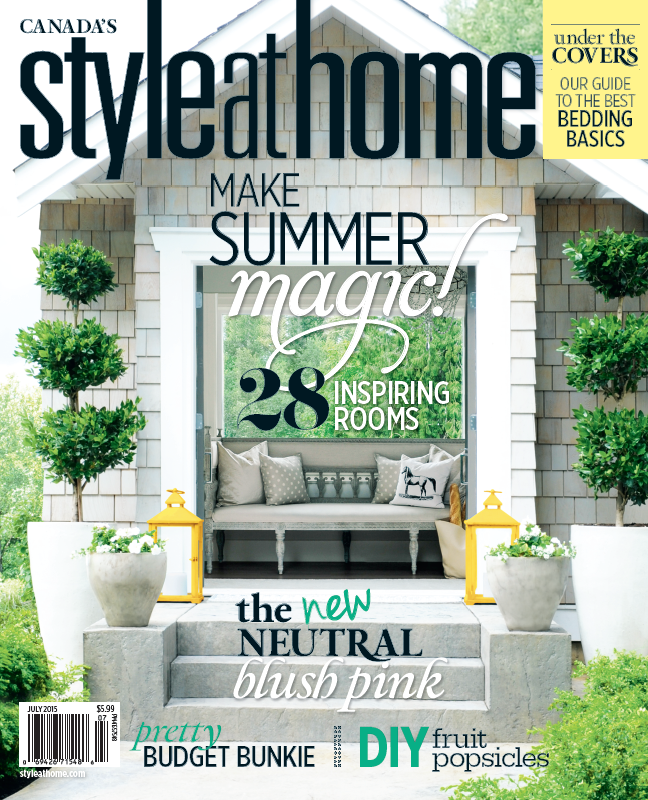 Style At Home | July 2015
