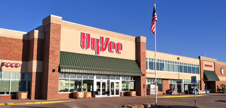 HyVee Shopping Center