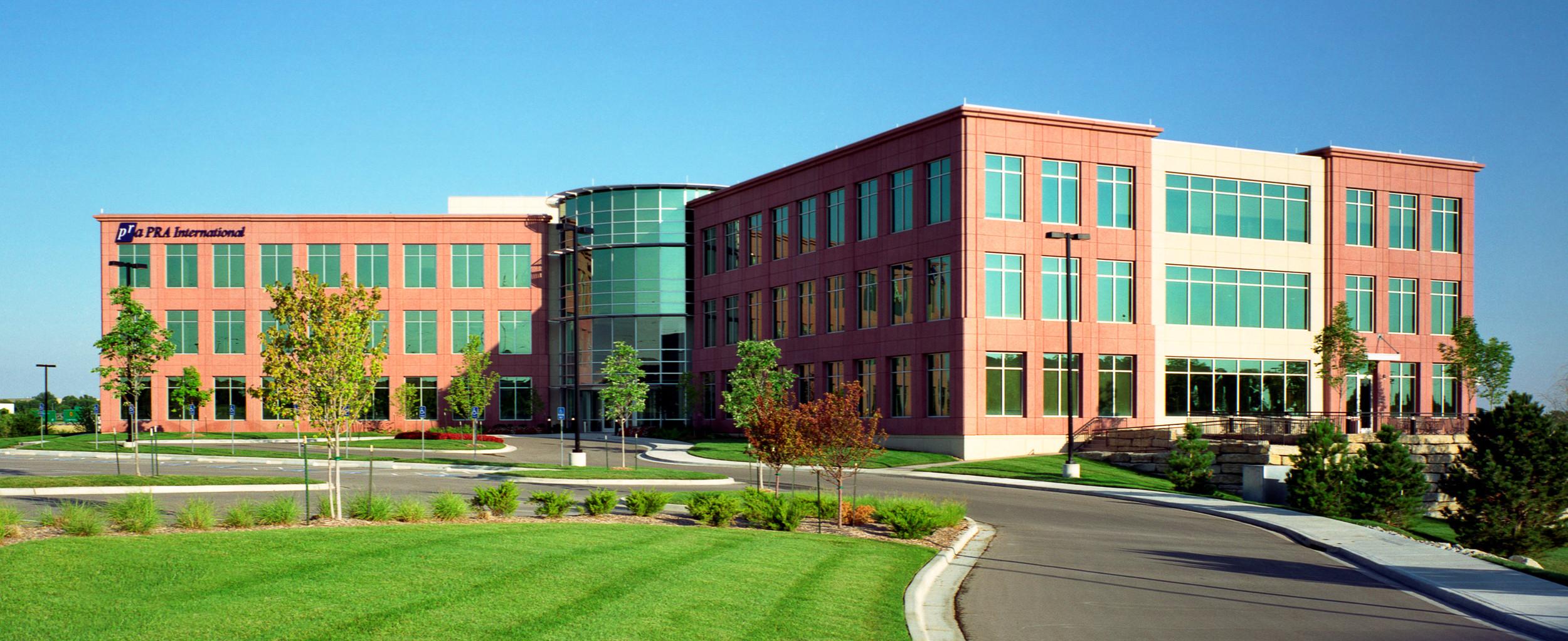 PRA Office Building