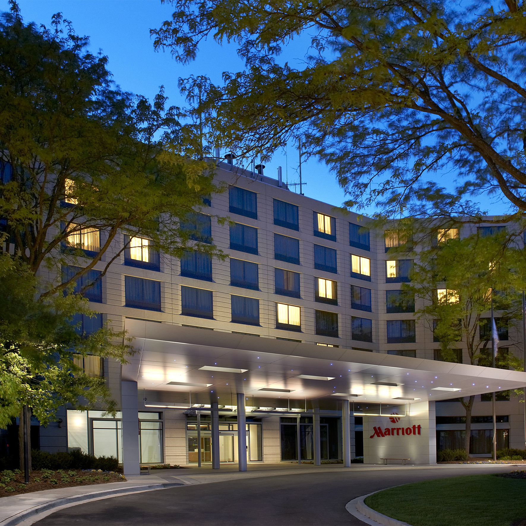 Marriott Chicago Naperville Hotel