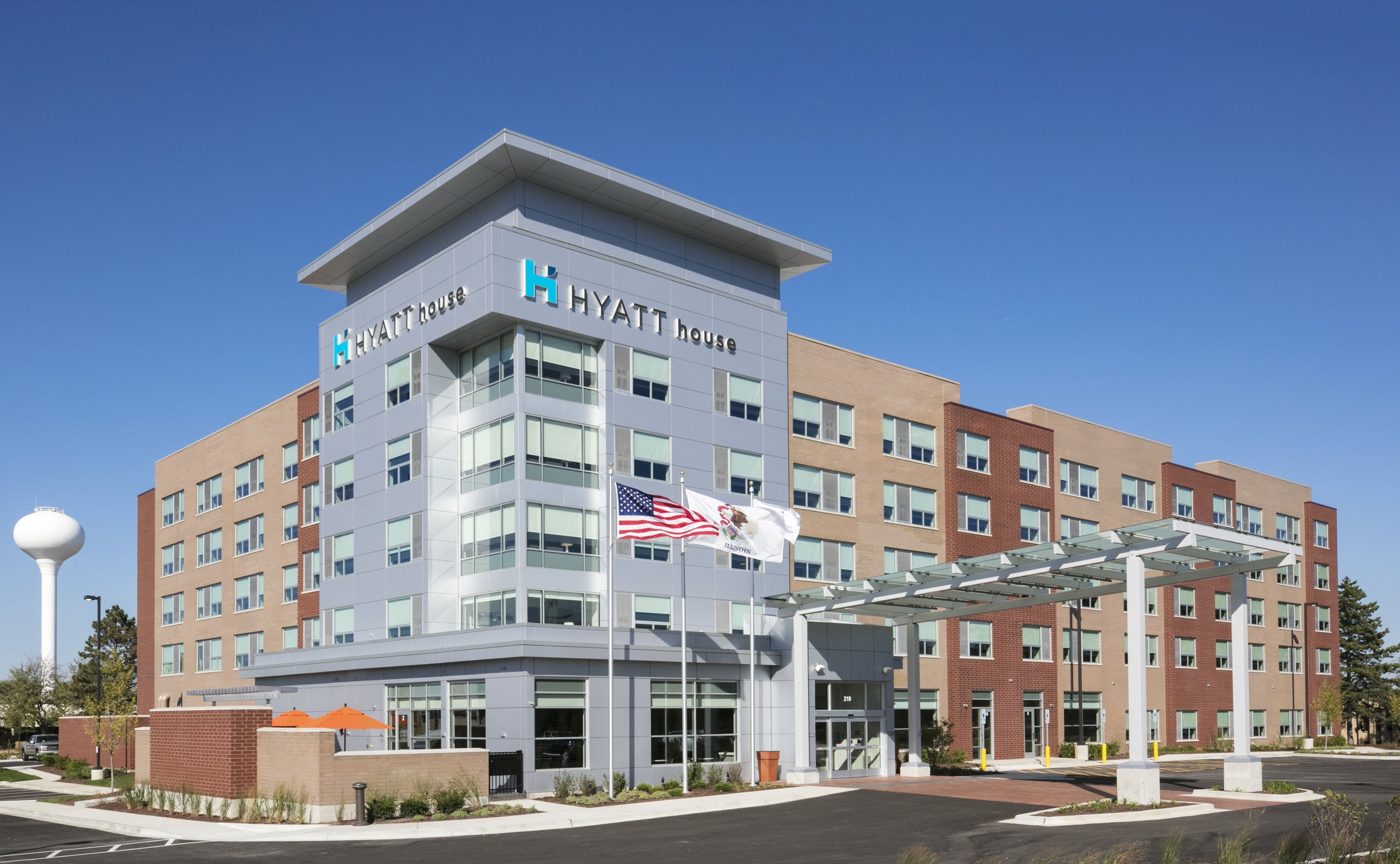 Hyatt House Oak Brook