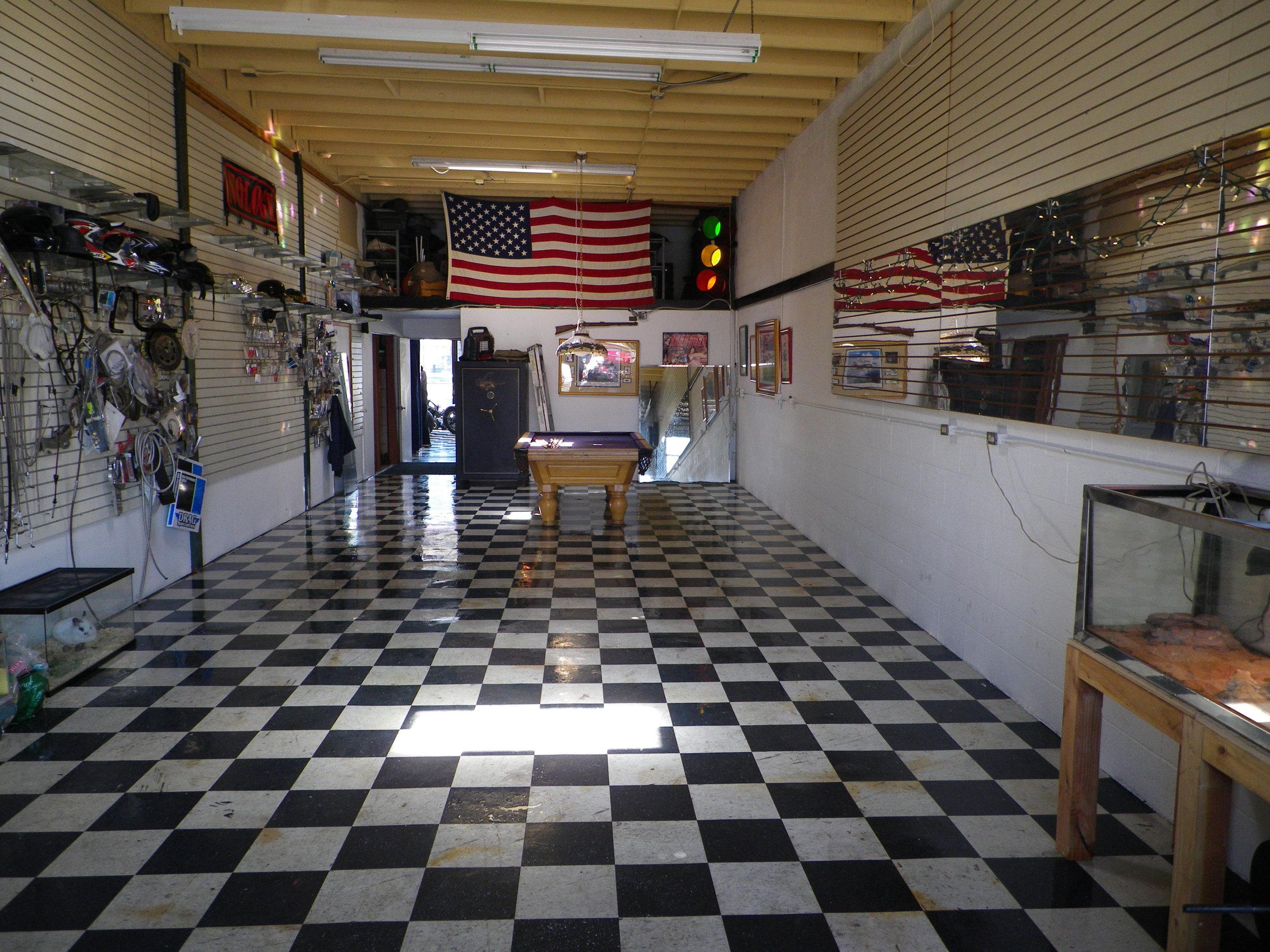 Main Room Empty