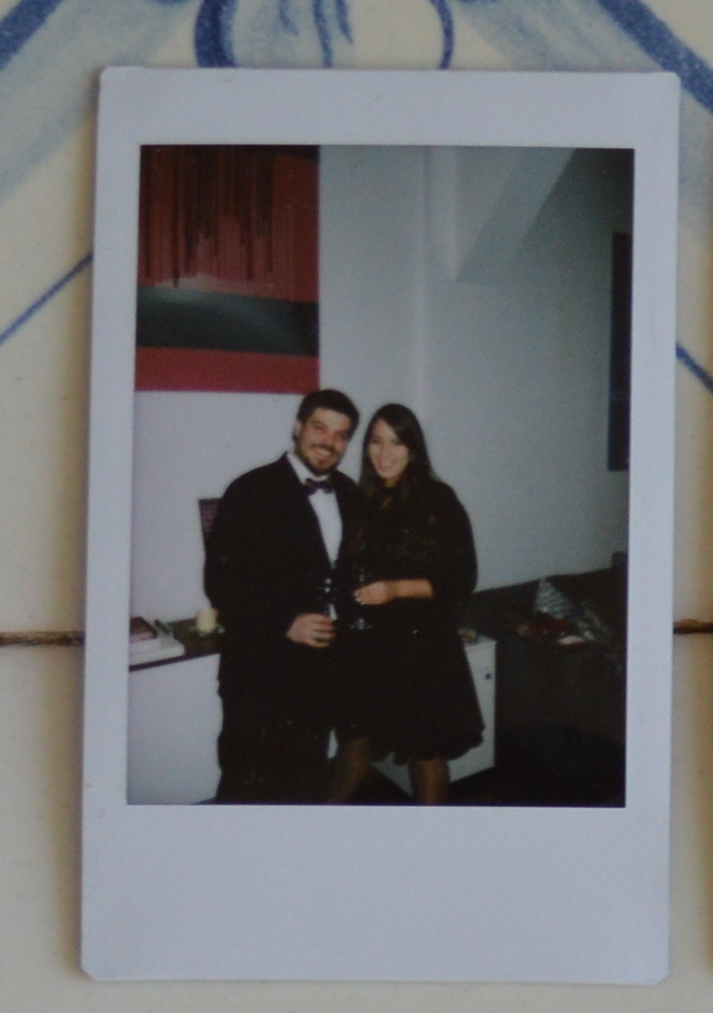 Suzie Byowitzand David Byowitz, sister and brother.