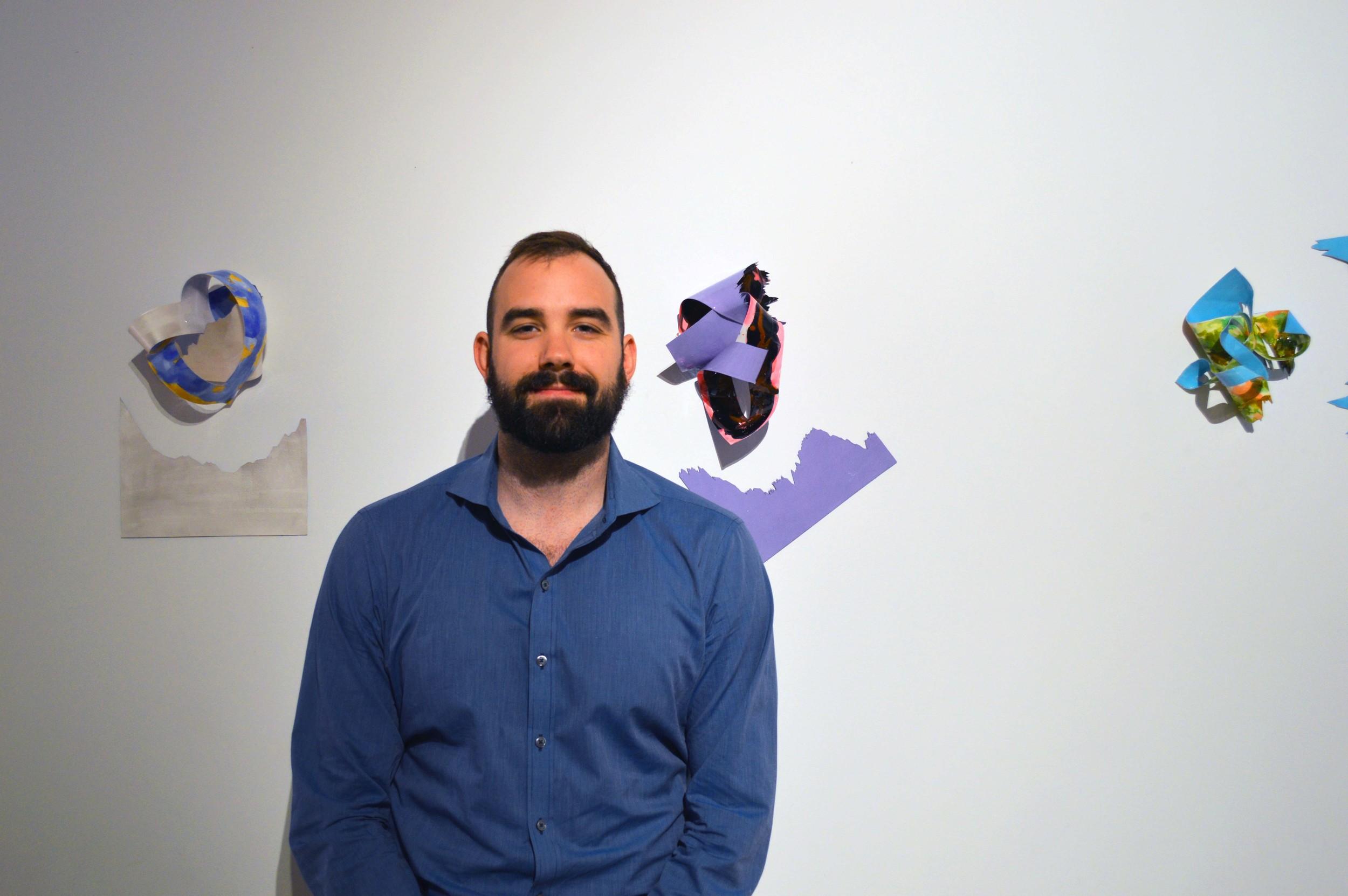 David Temchulla and his work.