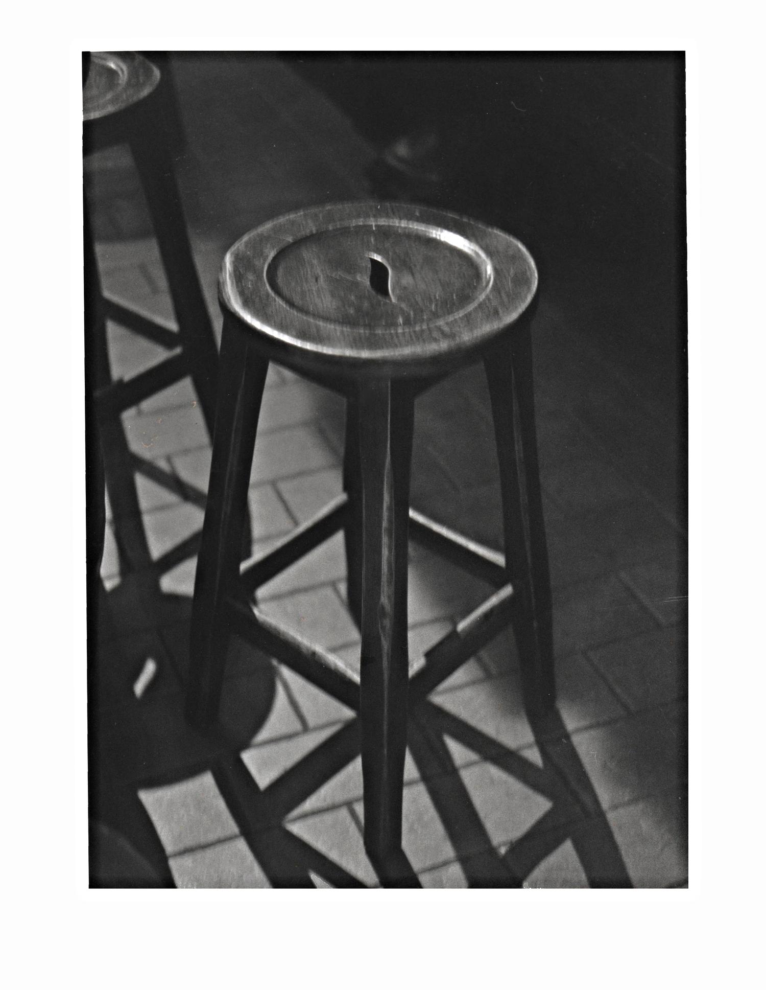 Jazz Shadow Barstool