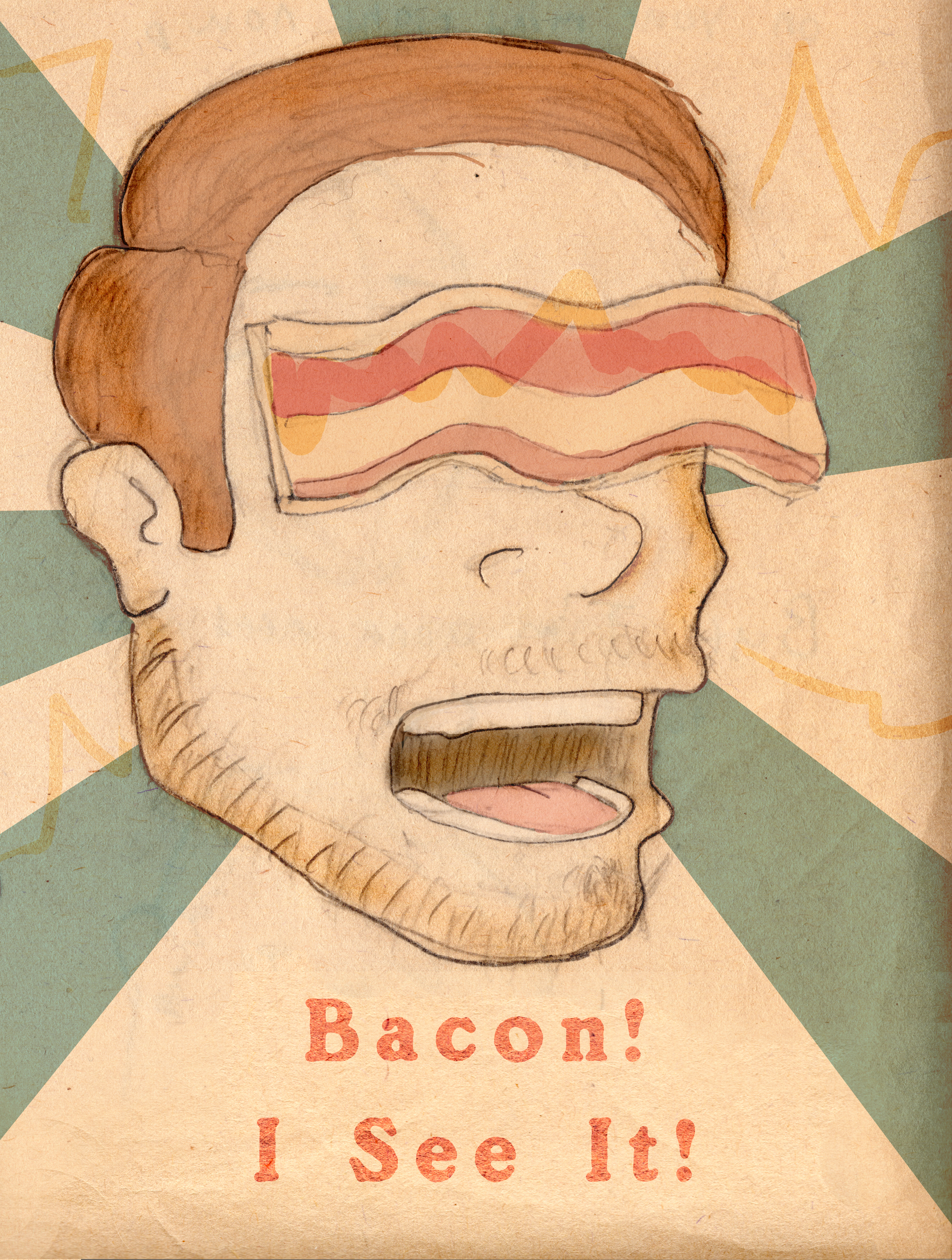 Bacon Face
