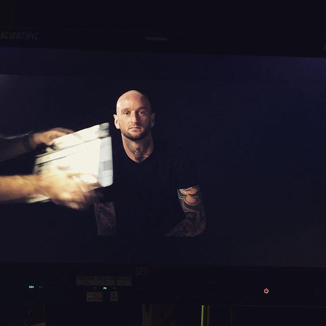 Back @ work on @wokethemonsterdocumentary w/ dir @andrewshebay & @iam_shawnlivingston. Thx @derrick_edgar for you help today. . . #wokethemonsterdocumentary #documentary #filmmaking #cinematography #cinematographer