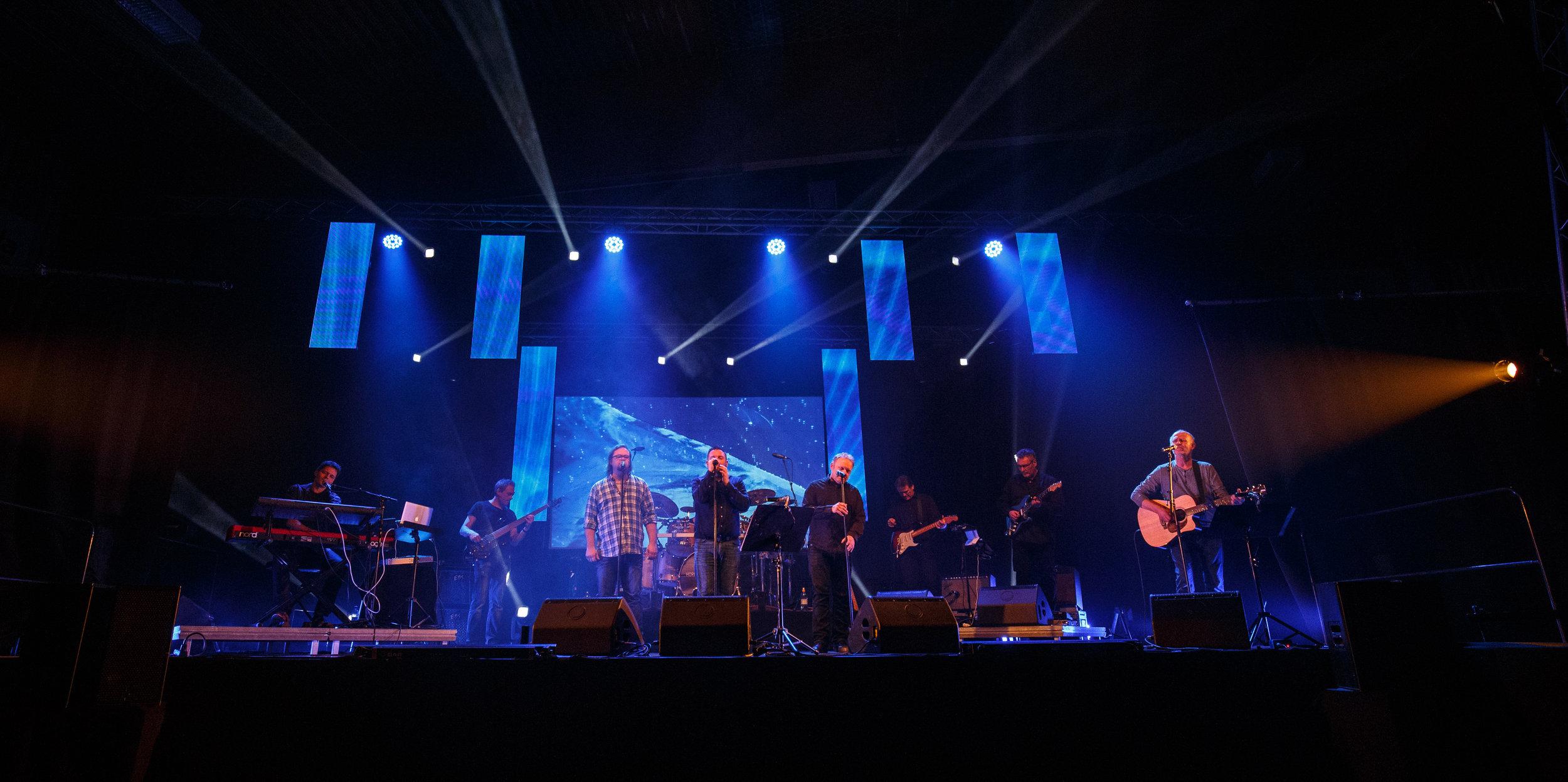 Konsert Sulahallen 2016