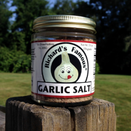 Richard's Famous Garlic Salt