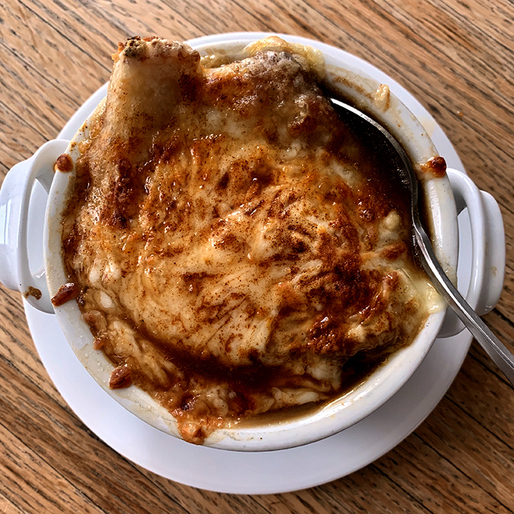 Instant Pot French Onion Soup Au Gratin