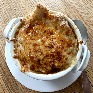 Instant Pot French Onion Soup Au Gratin. Enjoy!