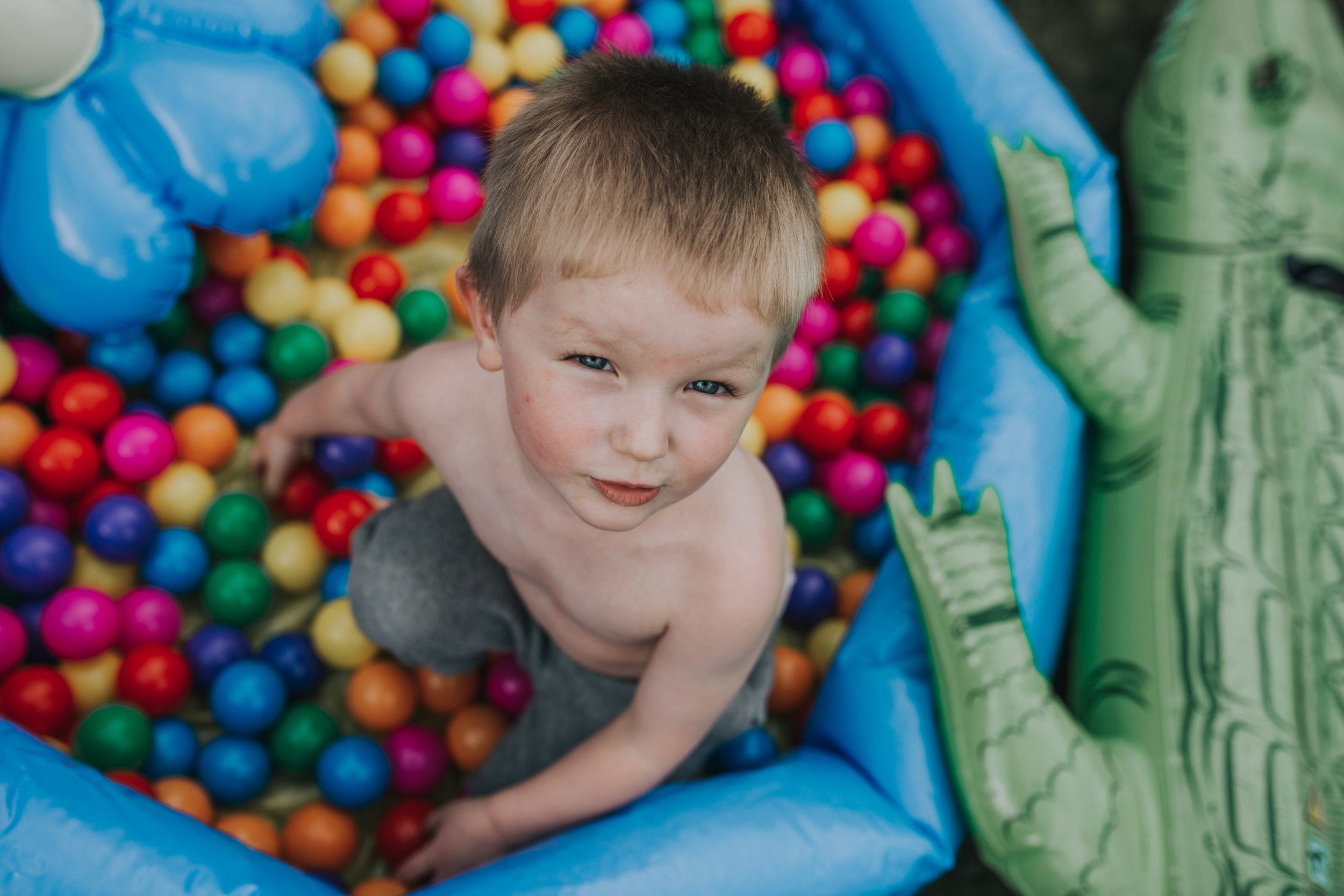 Lincolnshire birthday party photographer
