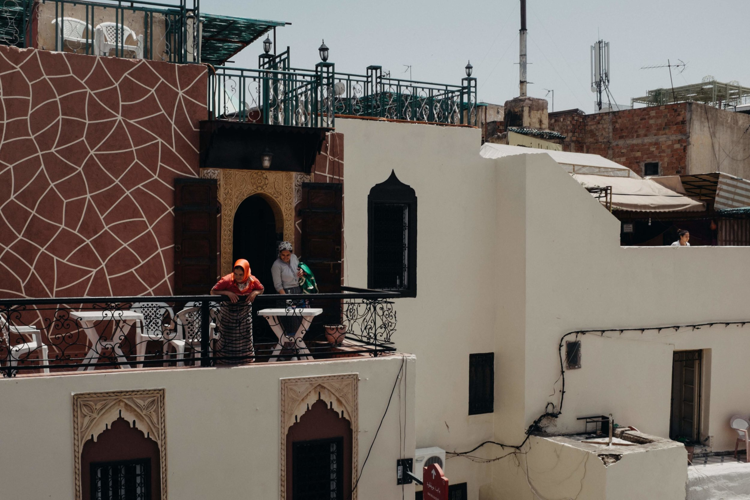 Fez Morocco stock photography