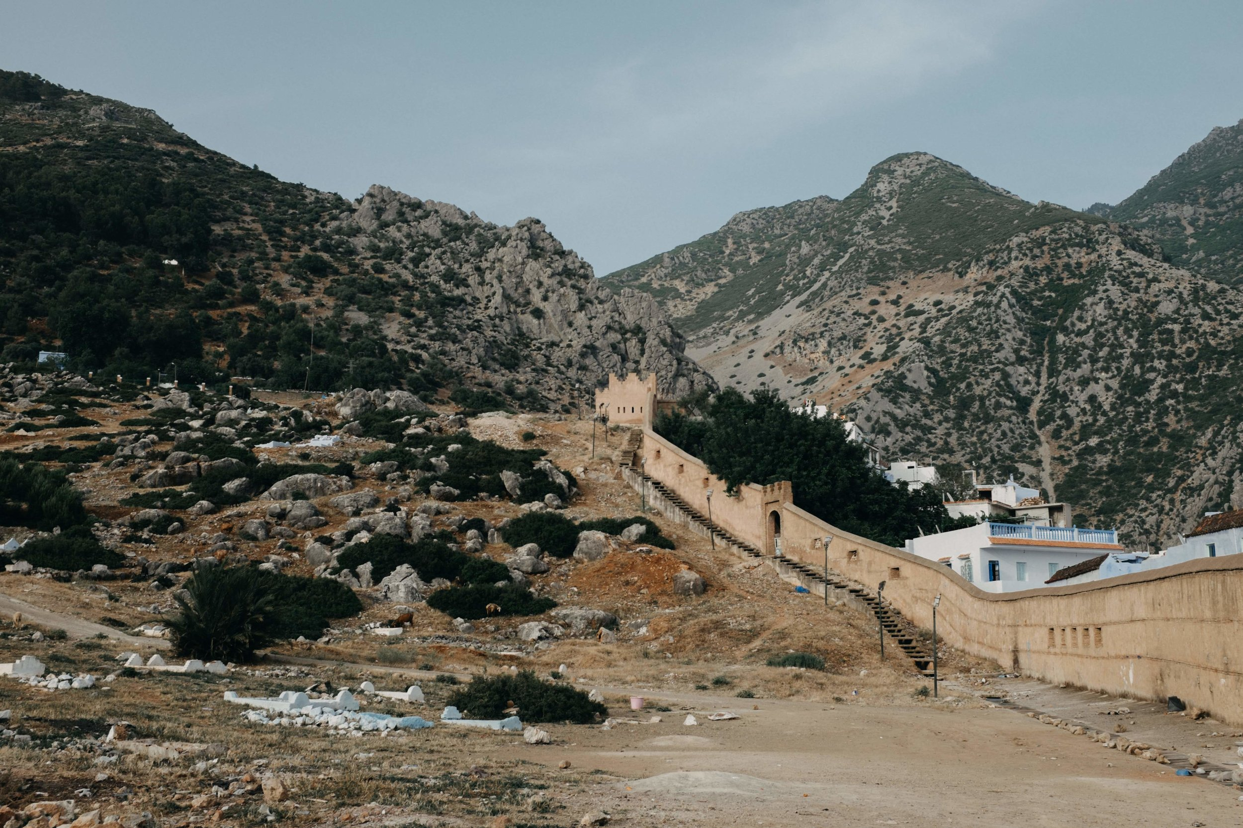 Chefchaouen Morocco travel photography