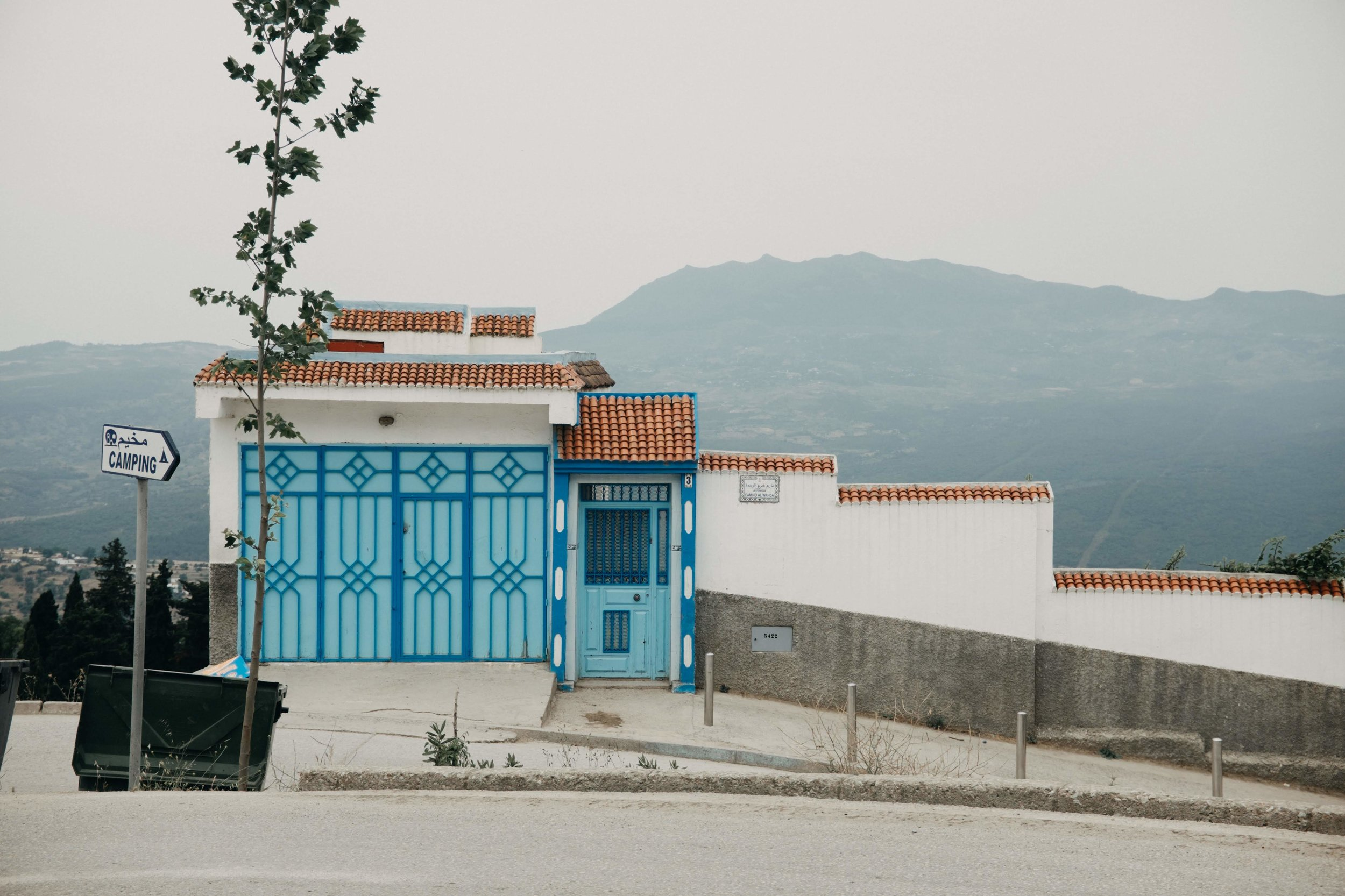 Chefchaouen travel photography
