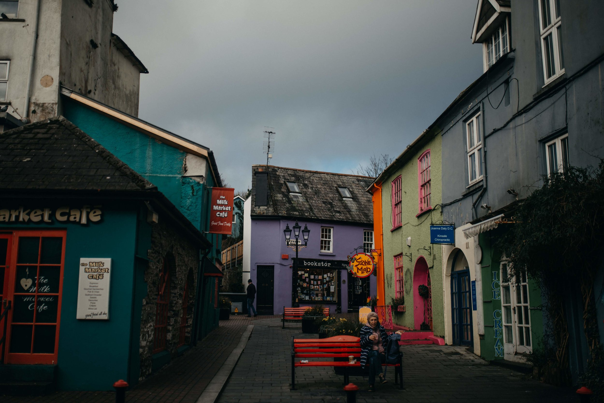 Kinsale travel photography
