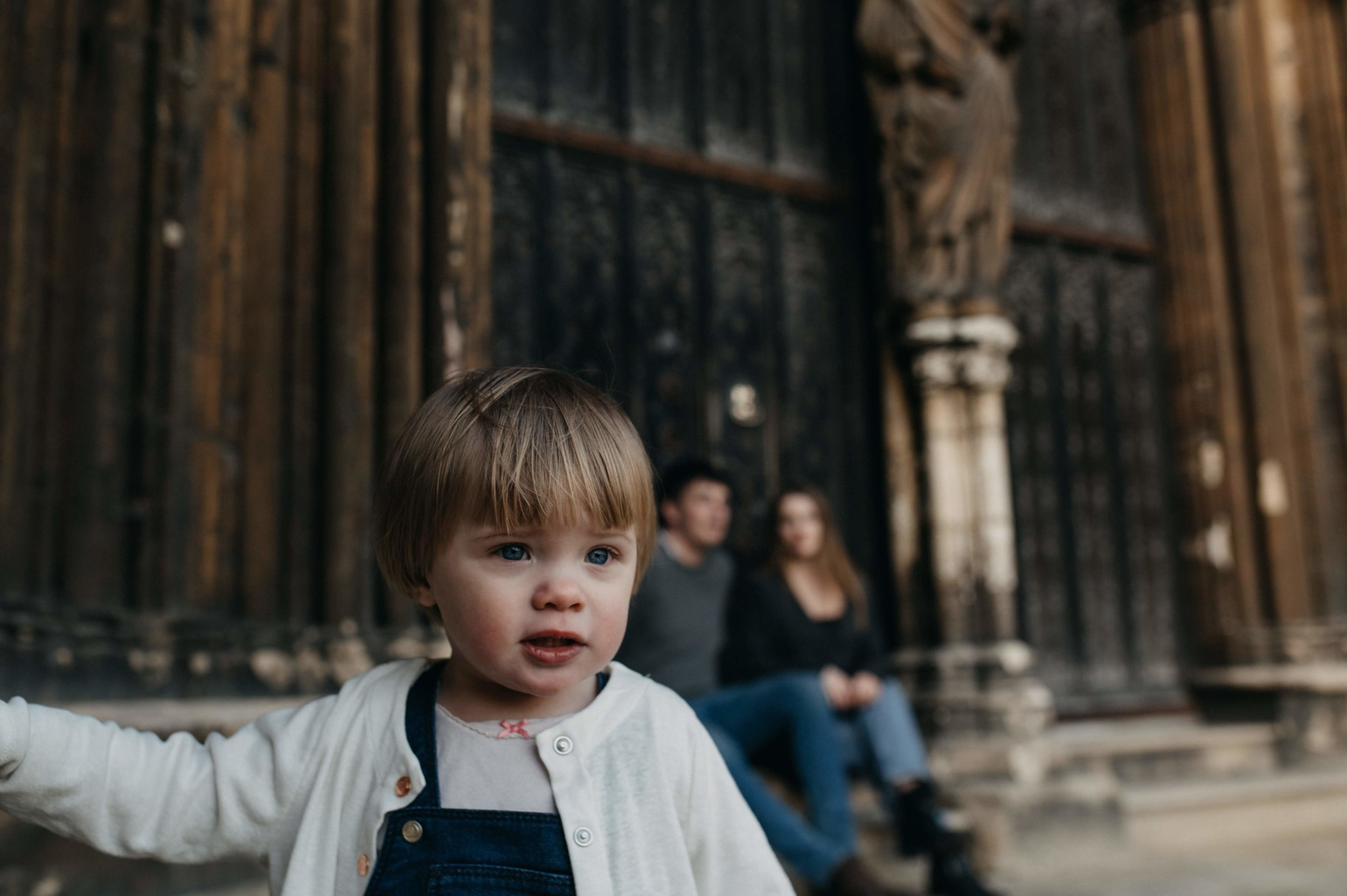 Lincoln Cathedral family photoshoot