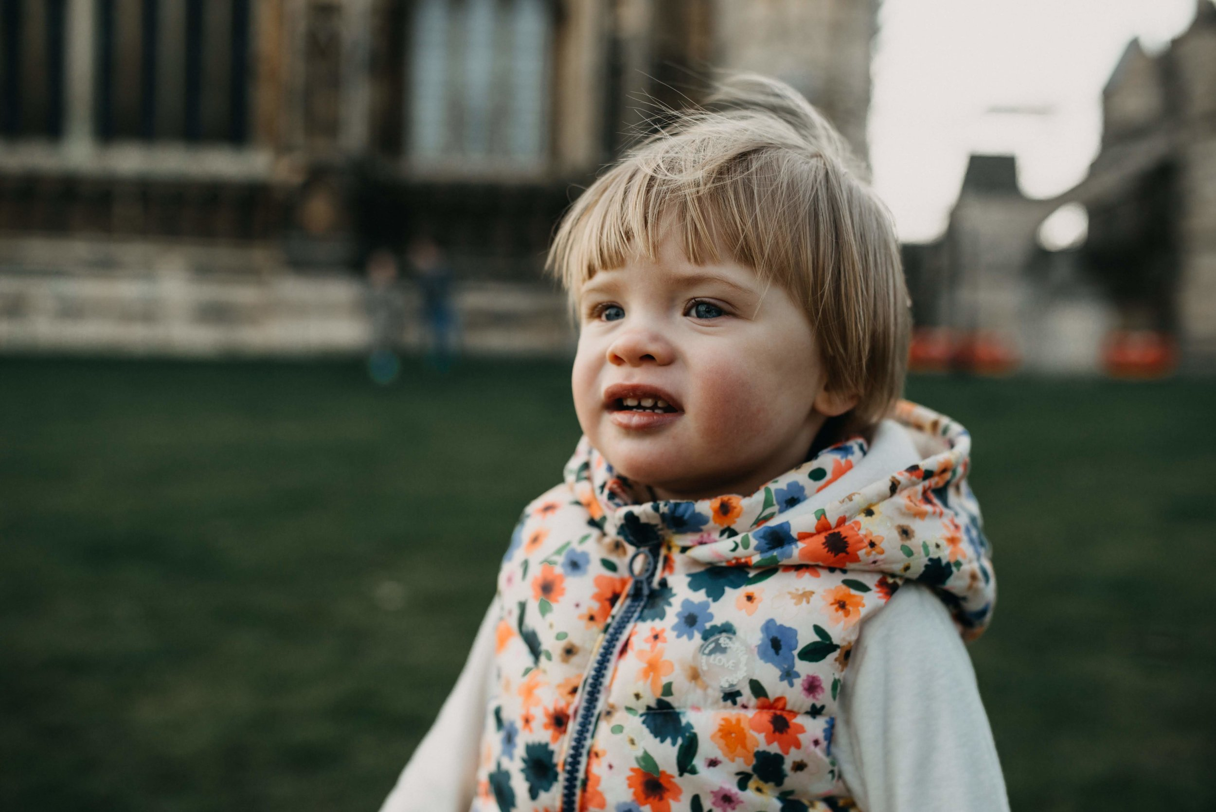 Lincoln Cathedral family photography