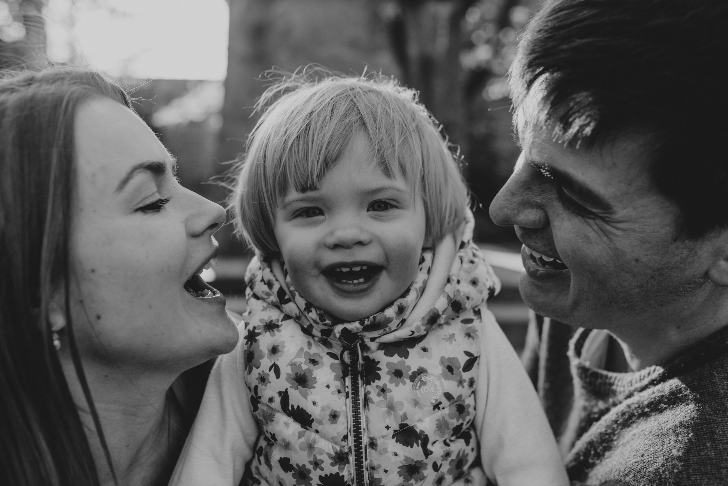 family photoshoot at Lincoln Cathedral