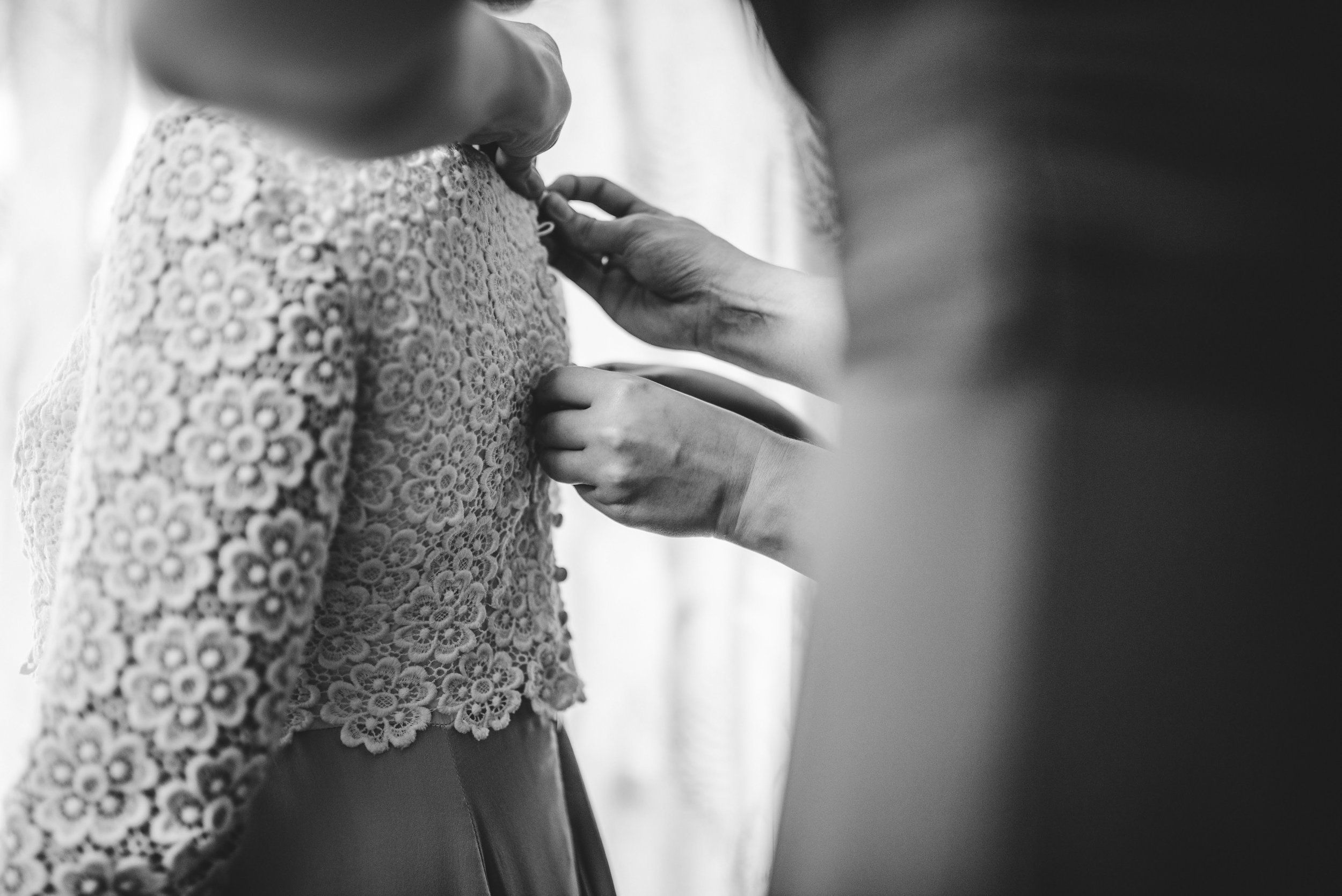 Documentary wedding photographer in Lincolnshire