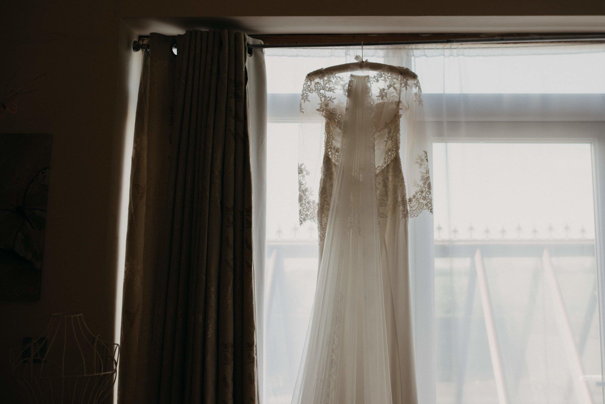 White Heather wedding photographer