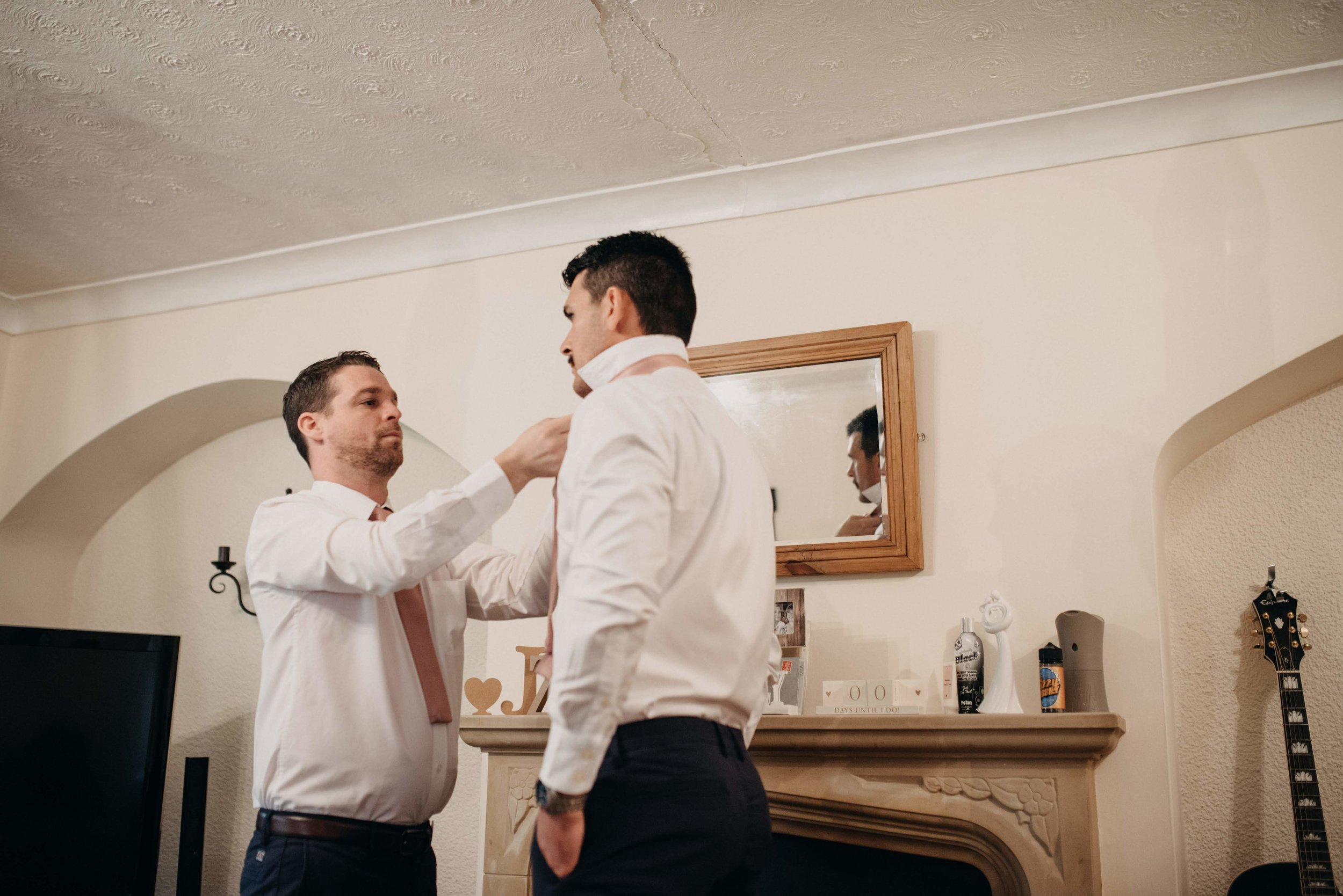 Lincolnshire wedding photographer - The White Heather