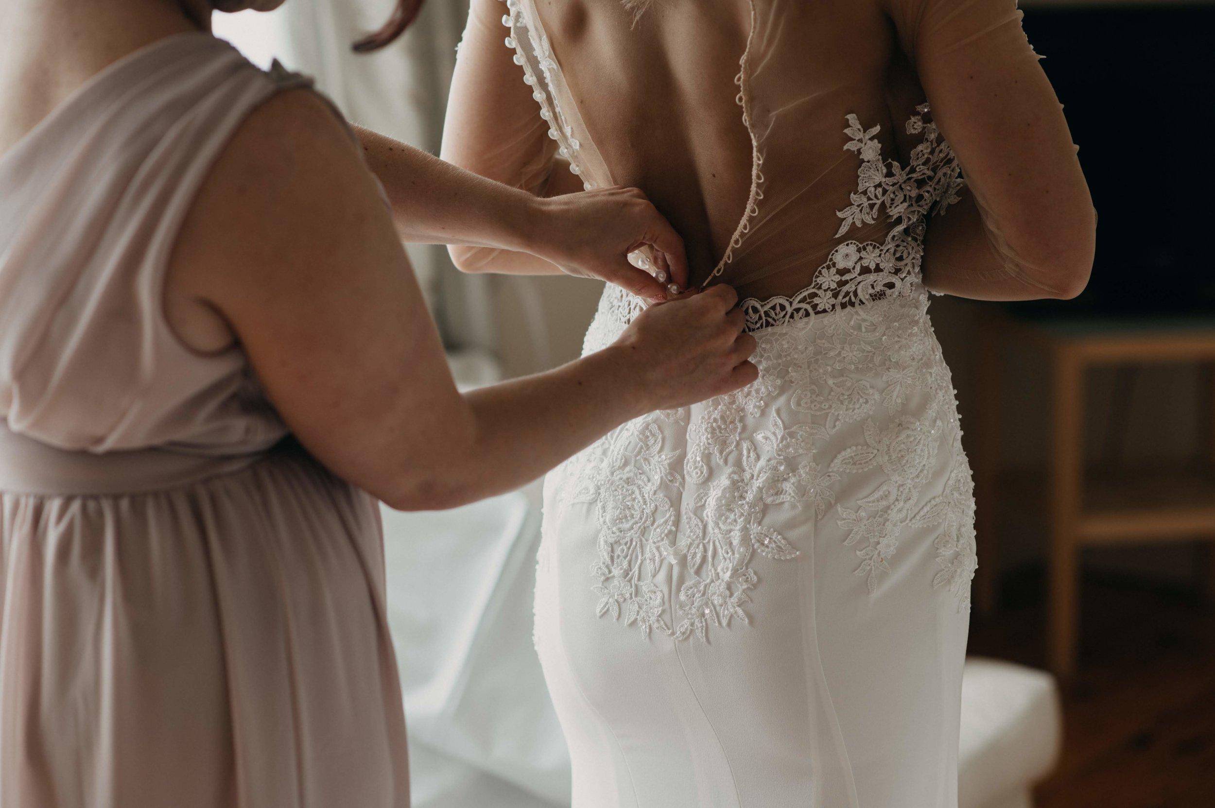 Lincoln documentary wedding photography