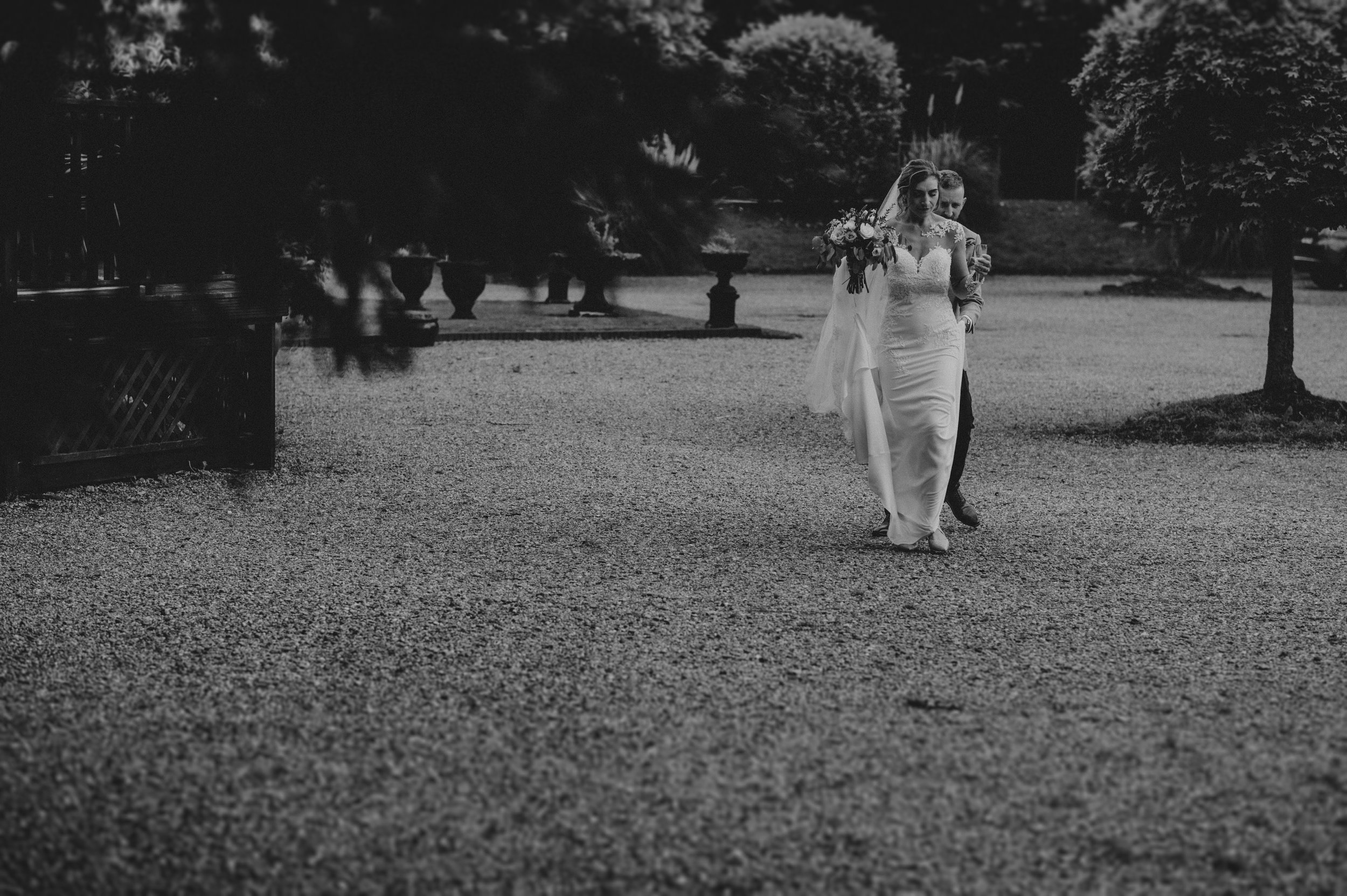 Lincoln wedding photographer - The White Heather