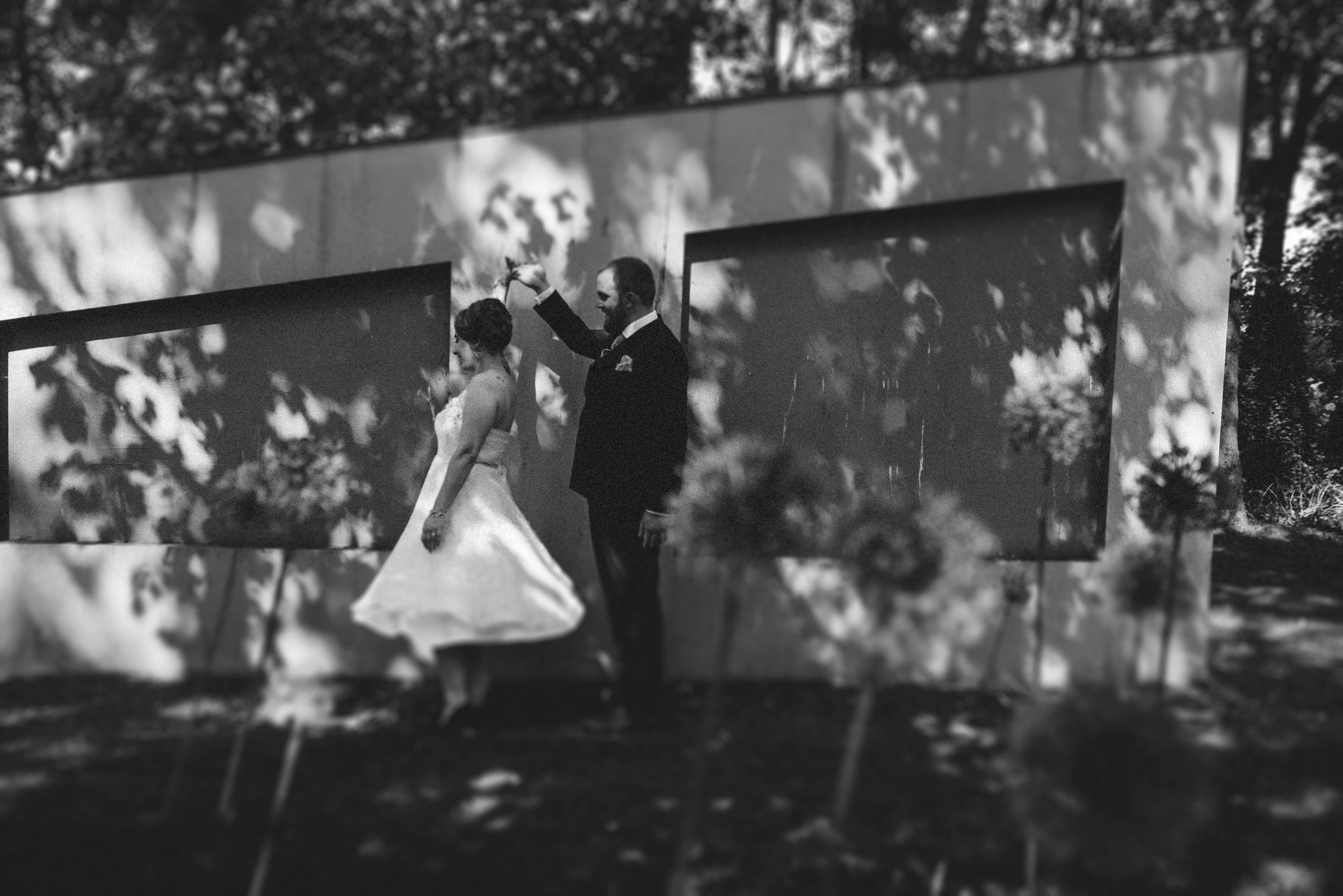 Lincolnshire wedding photography - Springfields, Spalding