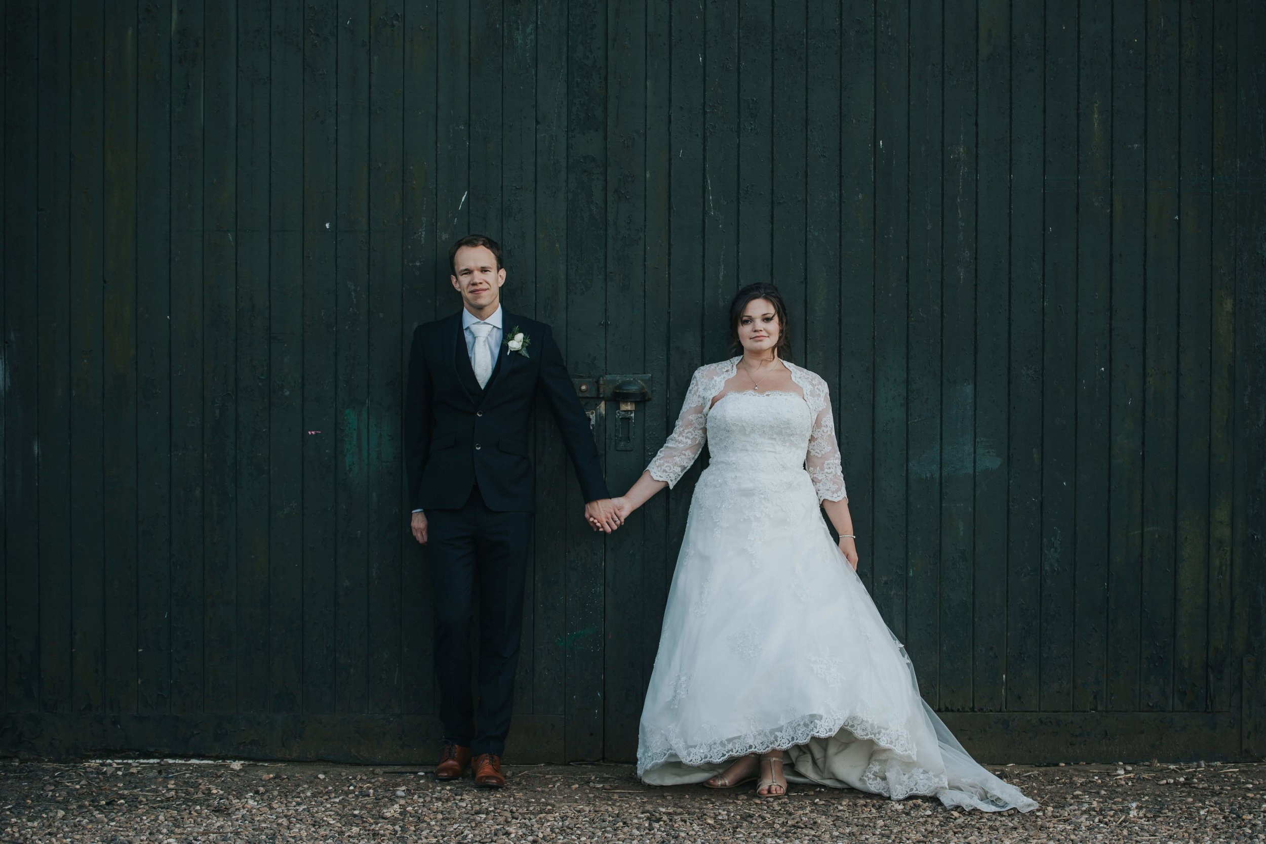 Lincolnshire Wedding Photography - Stainton Manor Farm