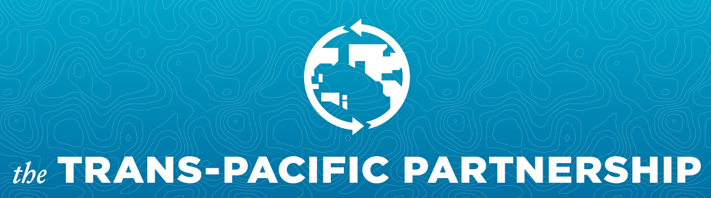 Logo/image detail courtesy of the office of the  US Trade Representative .