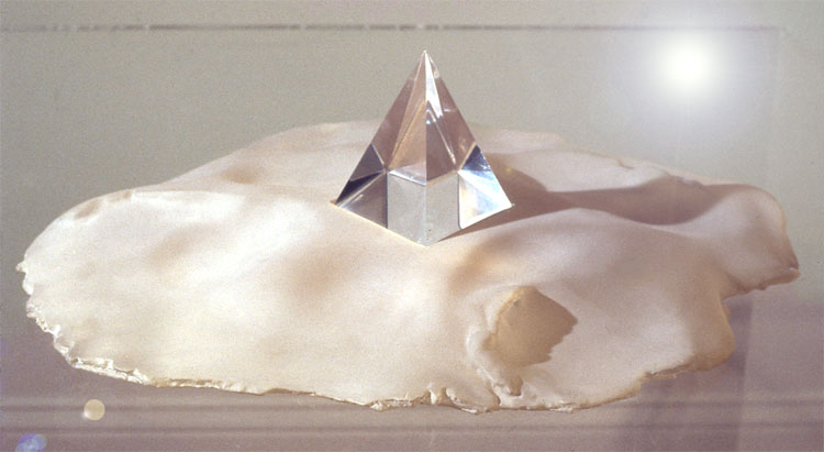 """Sands of Yesteryear, 1971  Resin and Acrylic Sandplasted  15""""x12""""x5"""""""