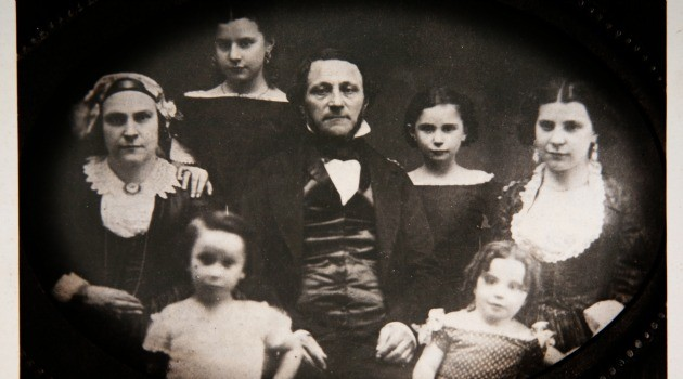Joseph Newmark and Family