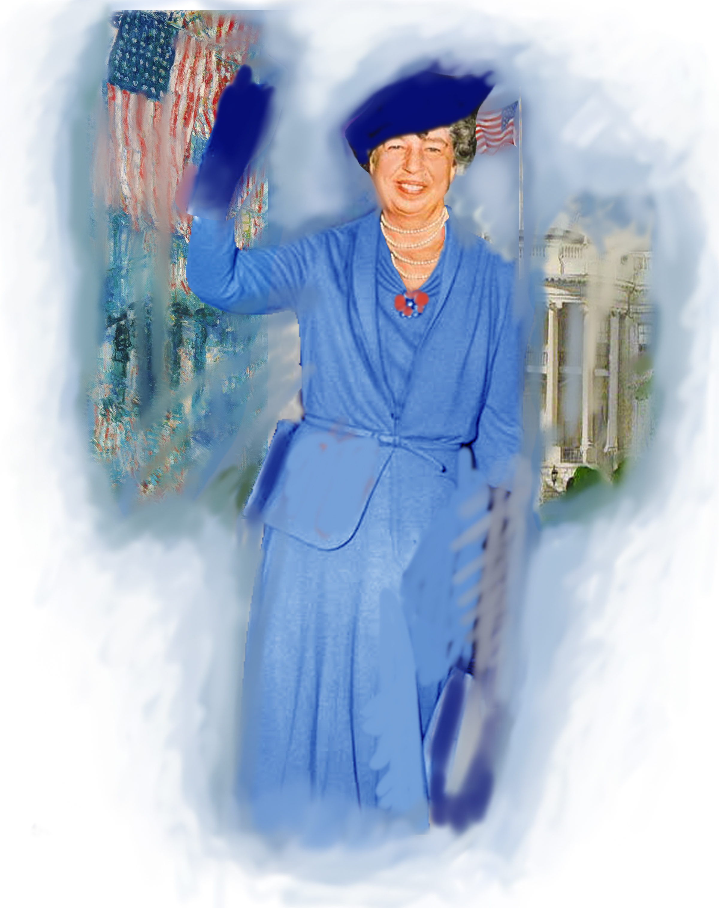 Eleanor Roosevelt, 2014  First Lady, Activist